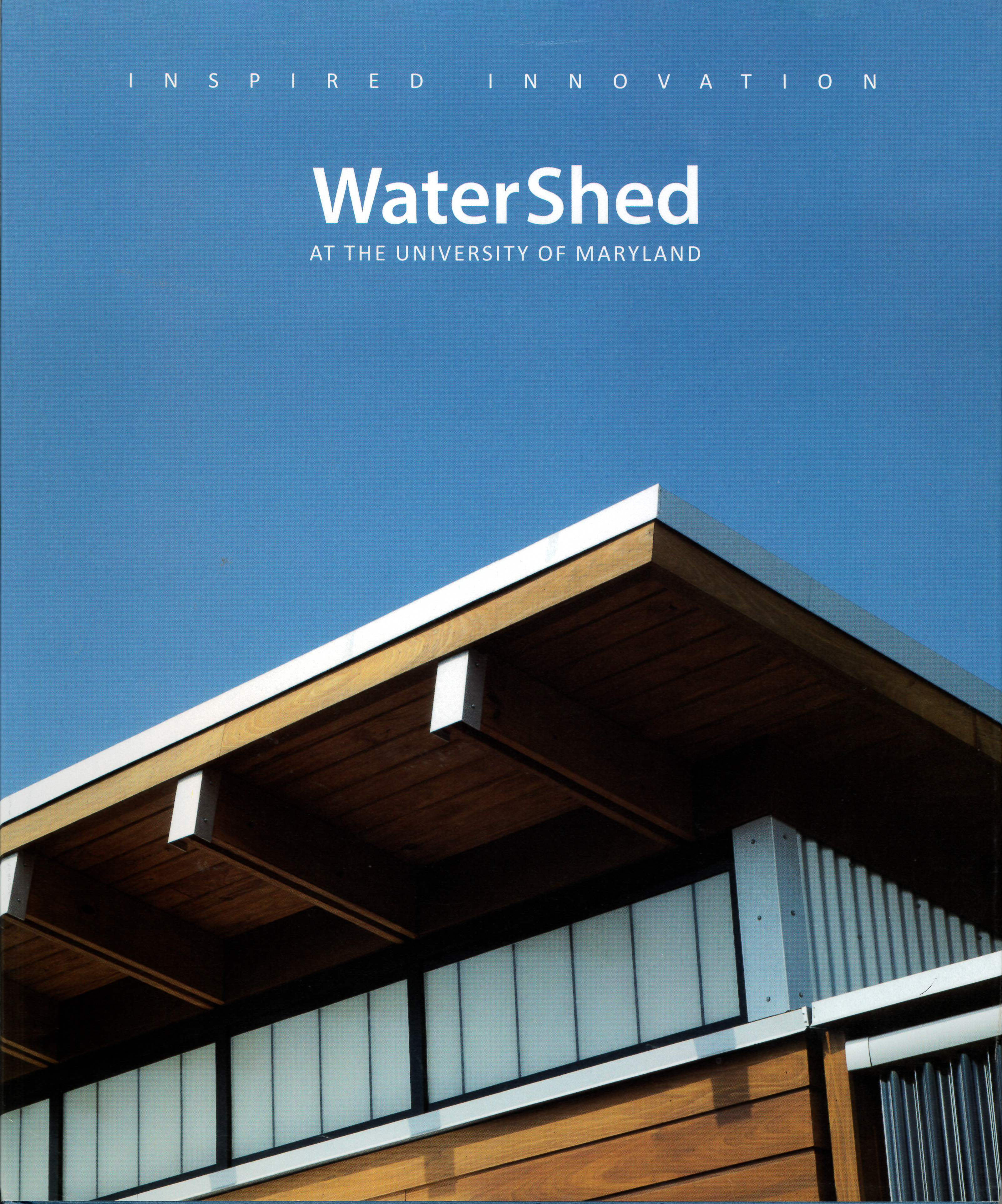 watershed book cover