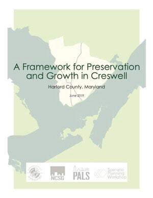 A Framework for Preservation and Growth in Creswell
