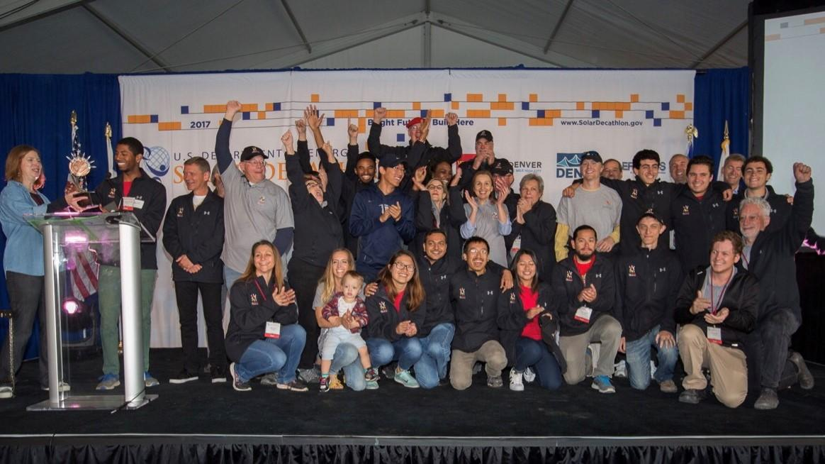 UMD takes second place in U.S. DOE Solar Decathlon