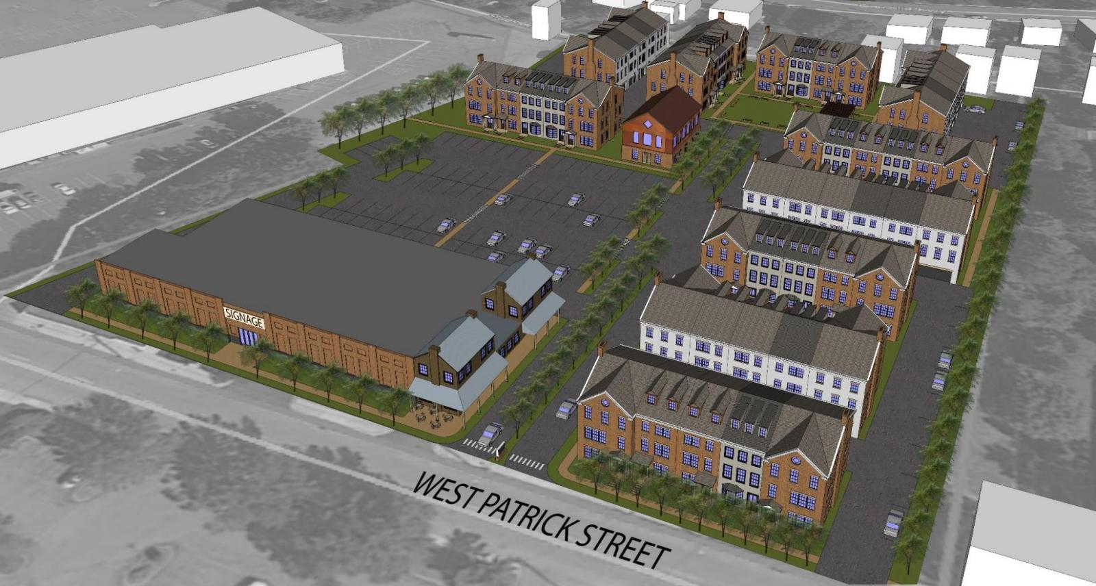 Click for more information about West Park Village: Transformative Development in Frederick, MD