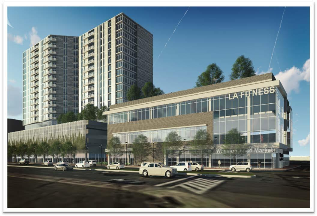 Click for more information about The V @ Wheaton: A Transit-Oriented Mixed-Use Development