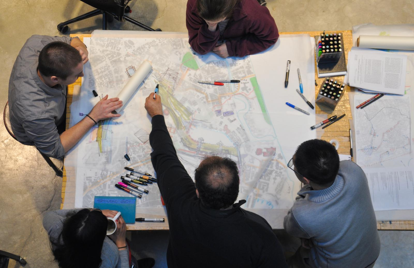 Click for more information about PhD in Urban and Regional Planning and Design Courses