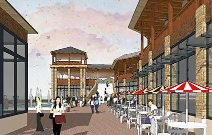 Click for more information about Shoppes of Easton Point