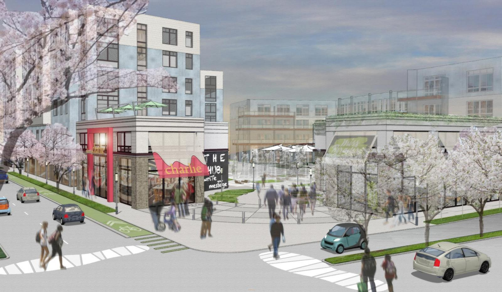 Click for more information about Midtown Village: Sustainable Redevelopment in College Park, MD