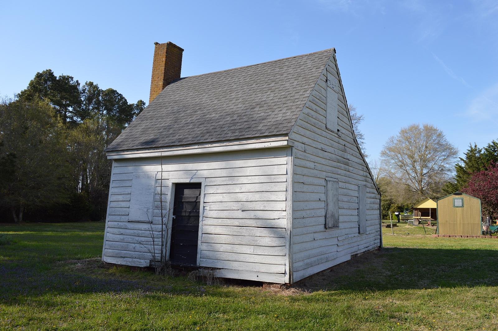 Cessford Laundry/Slave Quarter