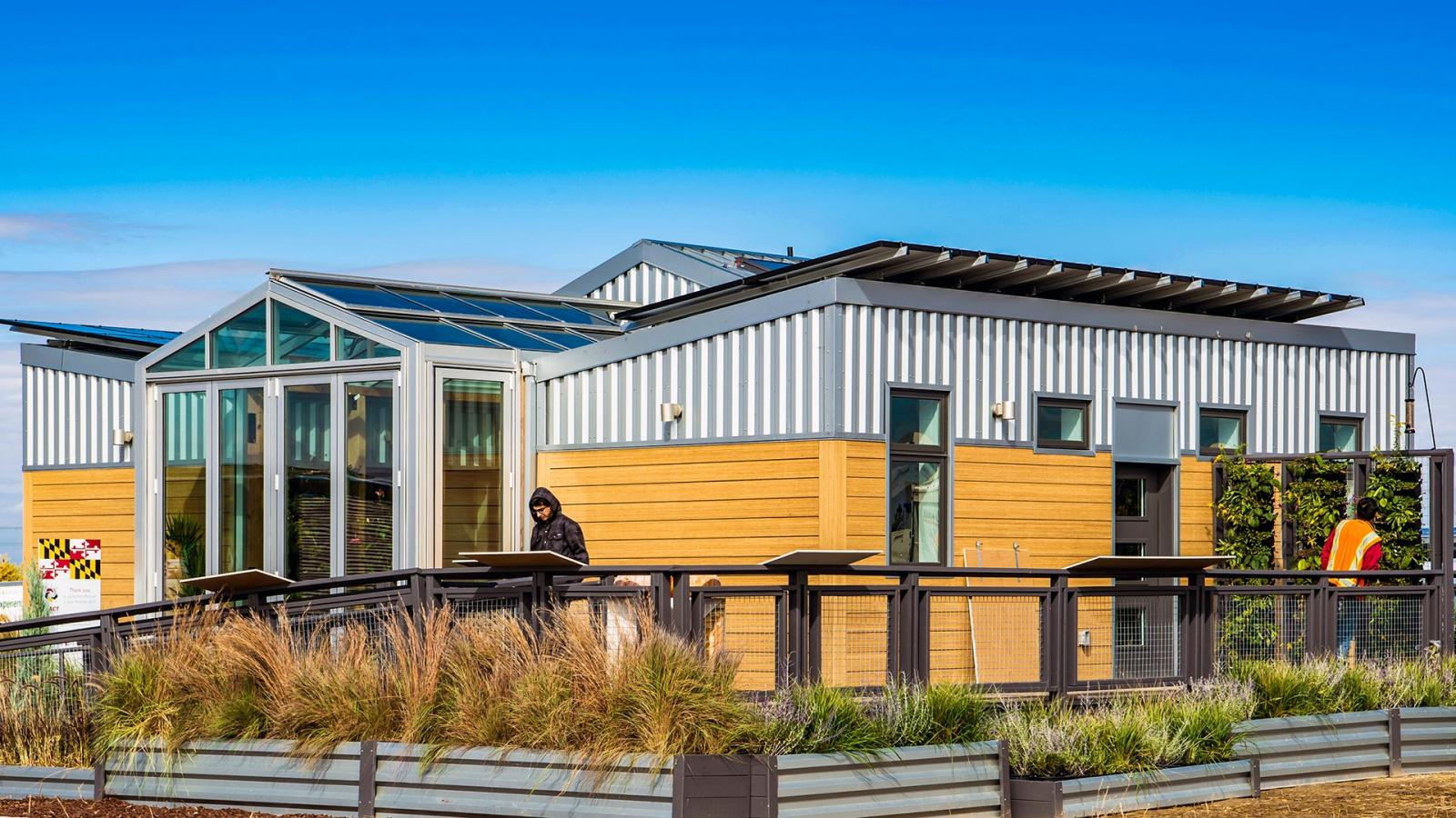 Click for more information about New Grant Funds Solar-Decathlon House's Next Chapter